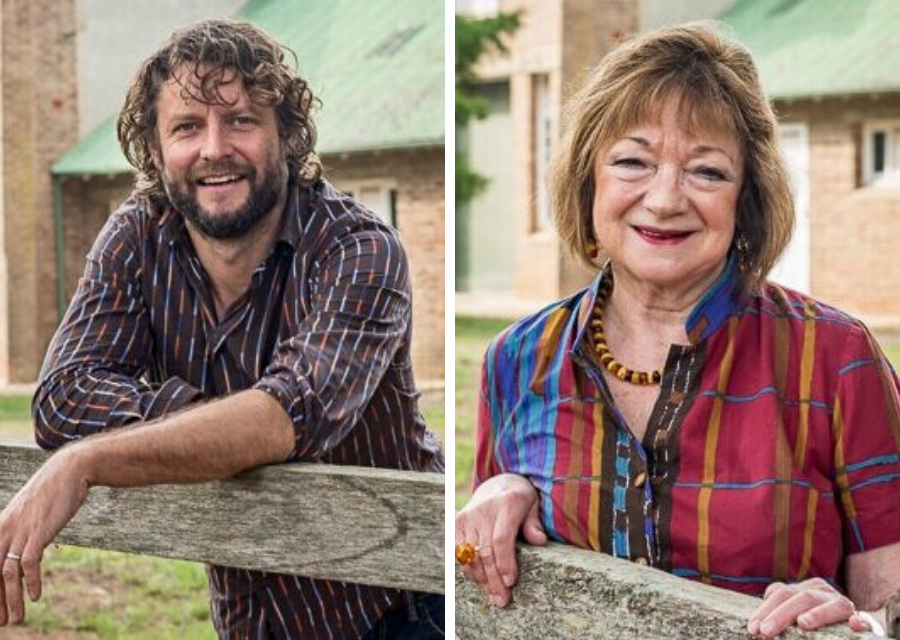 In Conversation with Ben Quilty and Jenny Bott