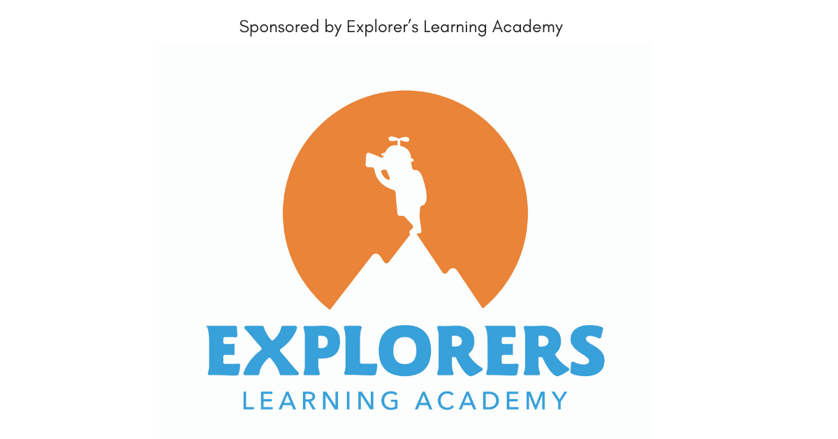 sponsored by Explorers Learning Academy