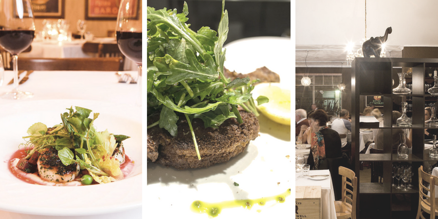 Where To Eat :: Dinner With Friends | The Fold Southern