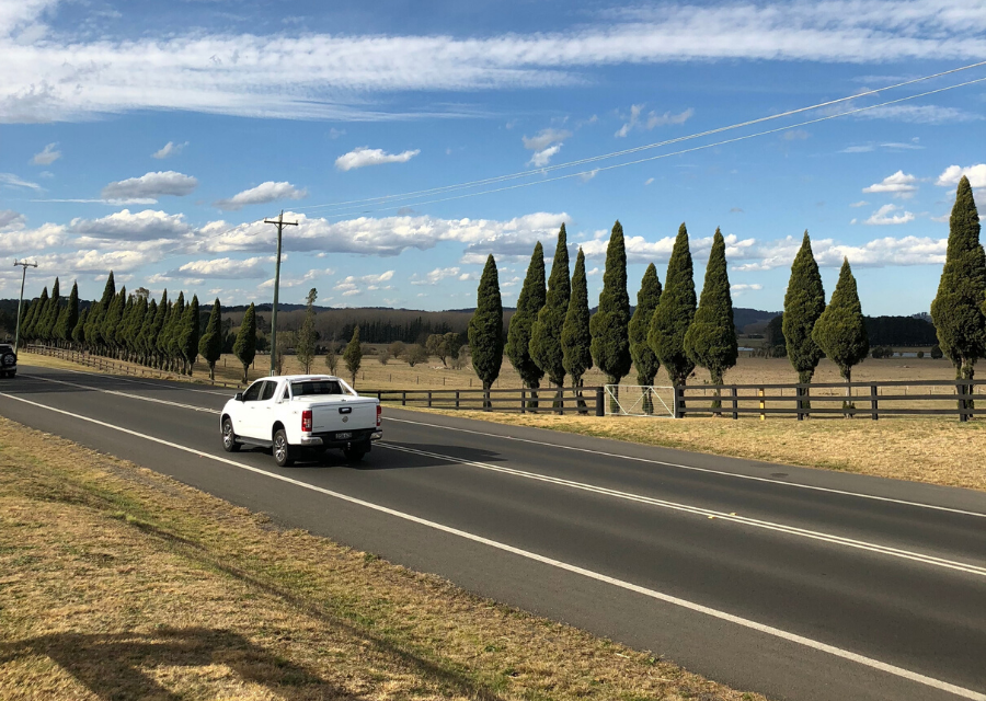 Commuting Southern Highlands