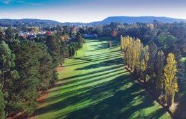 Bowral Golf Club Locals Day