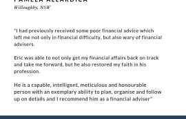 Fiducian Financial Services - Southern Highlands