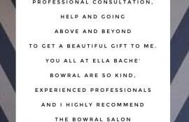 Ella Bache Bowral