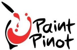 Paint Pinot at the Glass Cafe