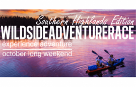Wildside Adventure Race Southern Highlands Edition