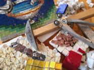 Mosaic Workshop at Ashton Park