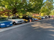 Cars and Coffee at Bradman Oval