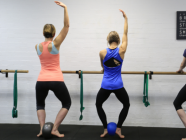 EXPERIENCE THIS // BARRE ATTACK at Simply Fitness