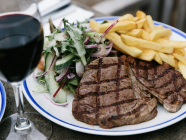 Wednesdays Rump Steak at Burrawang Hotel