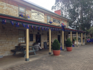 Australia Day at the Surveyor General Inn