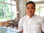 In The Kitchen With Lorense Aguinaldo // KATERS RESTAURANT