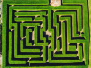 Harpers Mansion Historic House and Maze (Closed until 30 June)