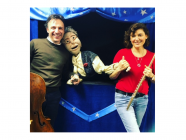 Puppetry Magic with Live Cello and Flute