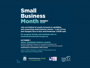 Small Business Month: Digital Led Recovery – Social Media & Digi-Tech