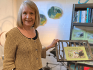 MEET THE AUTHOR // Pam Slattery