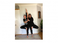 Mothers & Daughters Yoga Workshop