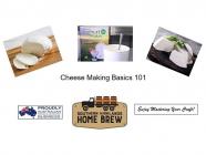 Cheese & Yoghurt Basics 101