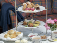 High Tea at the Old Bank Hotel