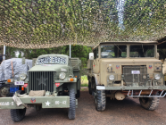Military Vehicles Experience