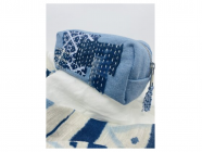 Kids Workshop - Boro Stitched Zipped Case