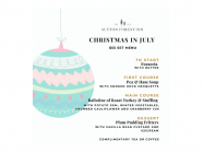 Christmas in July at Sutton Forest Inn