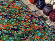 Dance Of Colours On Water: Ebru Art Traditional Marbling By Eda Tevrizci