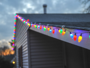 Where To See Christmas Lights In The Highlands