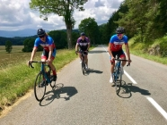 Saturday Training Ride with The Fixed Wheel